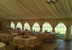 wedding marquee chshire, wedding marquee, wedding marquee hire