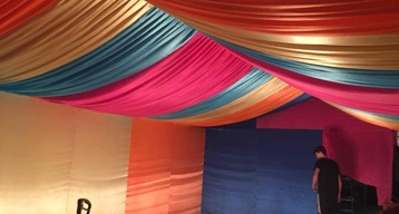 bollywood-marquee-lining, bespoke-marquee-hire