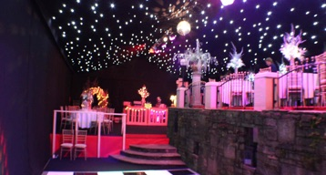 bespoke-marquee, raised-marquee, night-club-marquee, marquee-hire-cheshire